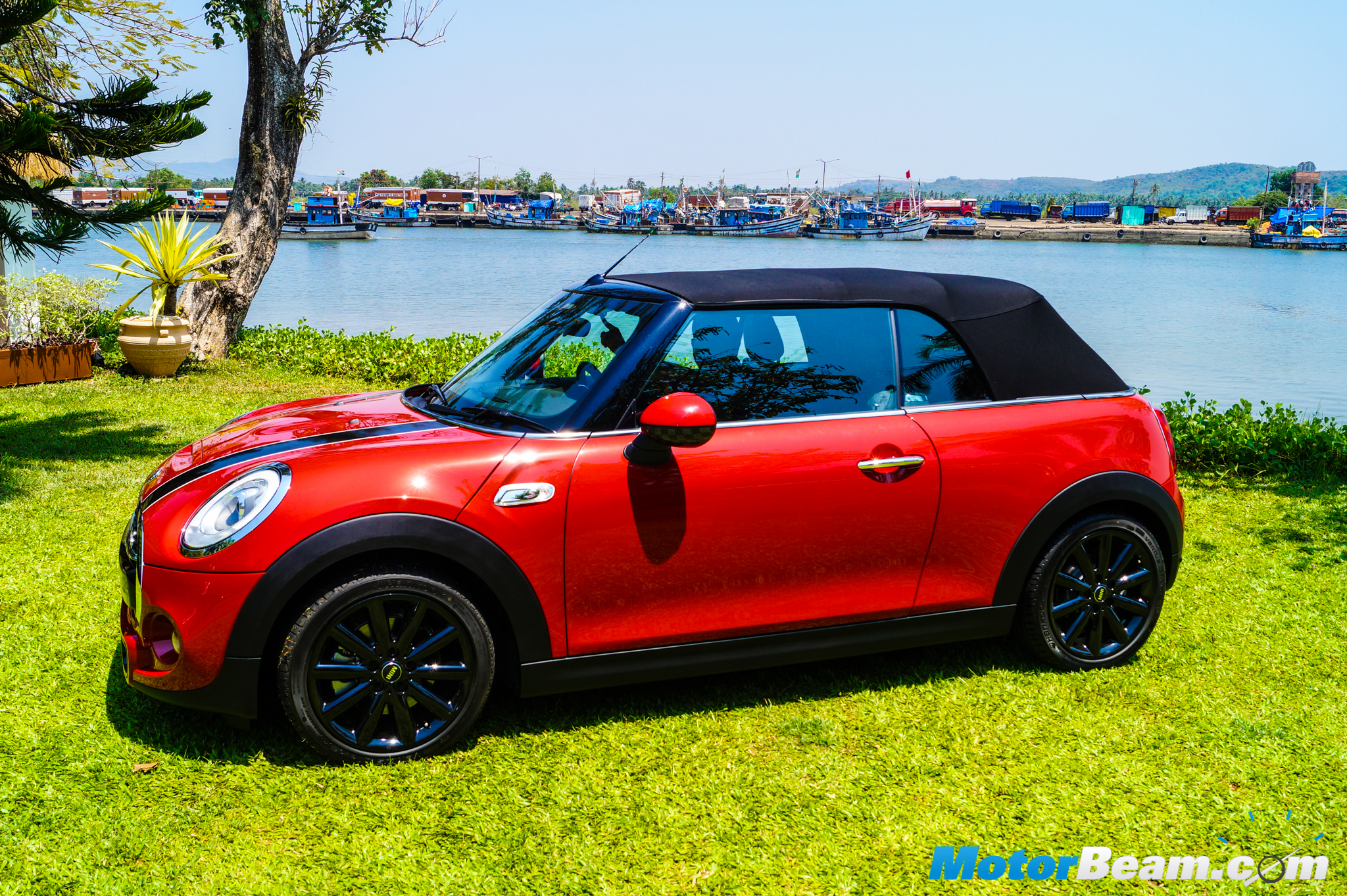2016 MINI Convertible S Test Drive Review