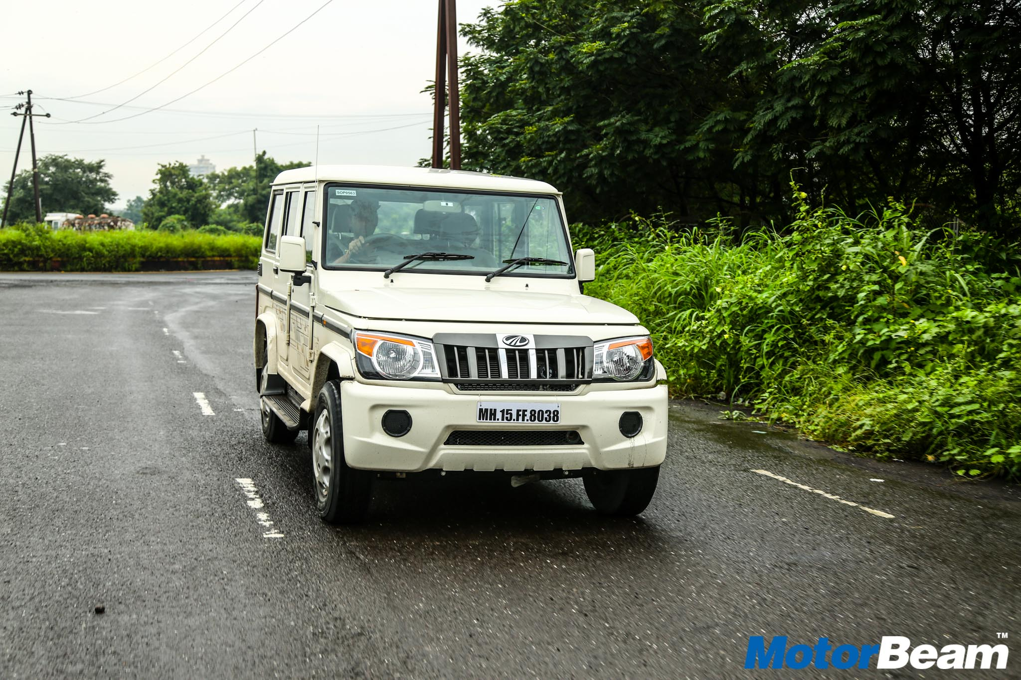 2016 Mahindra Bolero Power+ Review Test Drive