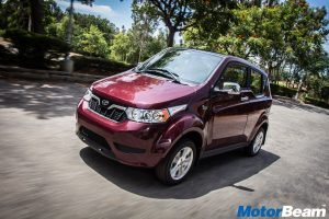 2016 Mahindra e2oPlus Review