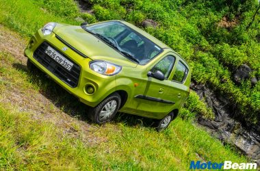 2016 Maruti Alto 800 Review