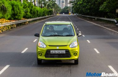 2018 Maruti Alto To Be Feature Loaded, Will Get Diesel Engine Too
