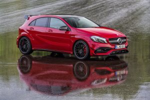 2016 Mercedes A45 AMG Facelift