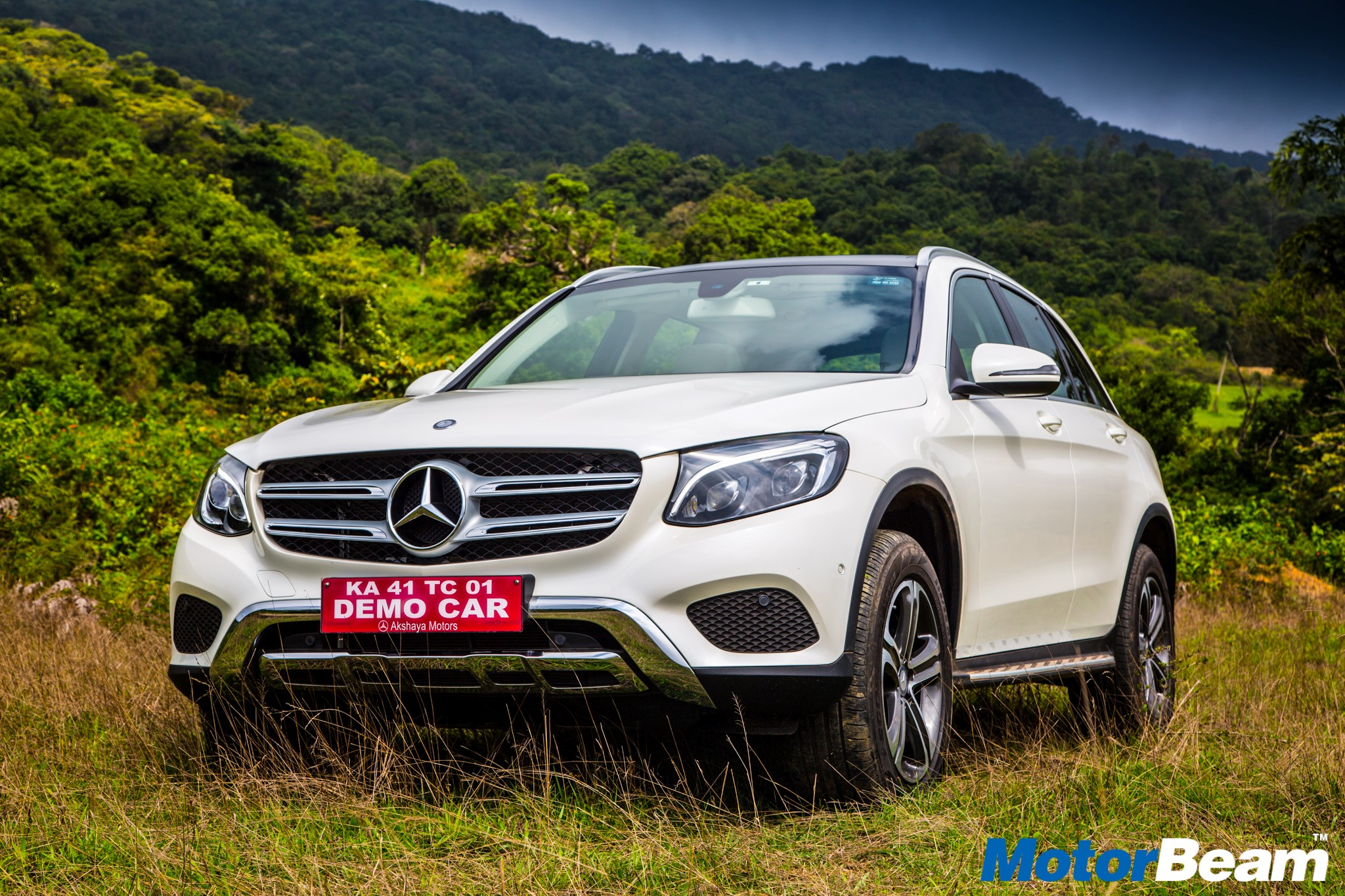 2016 Mercedes-Benz GLC Review Test Drive