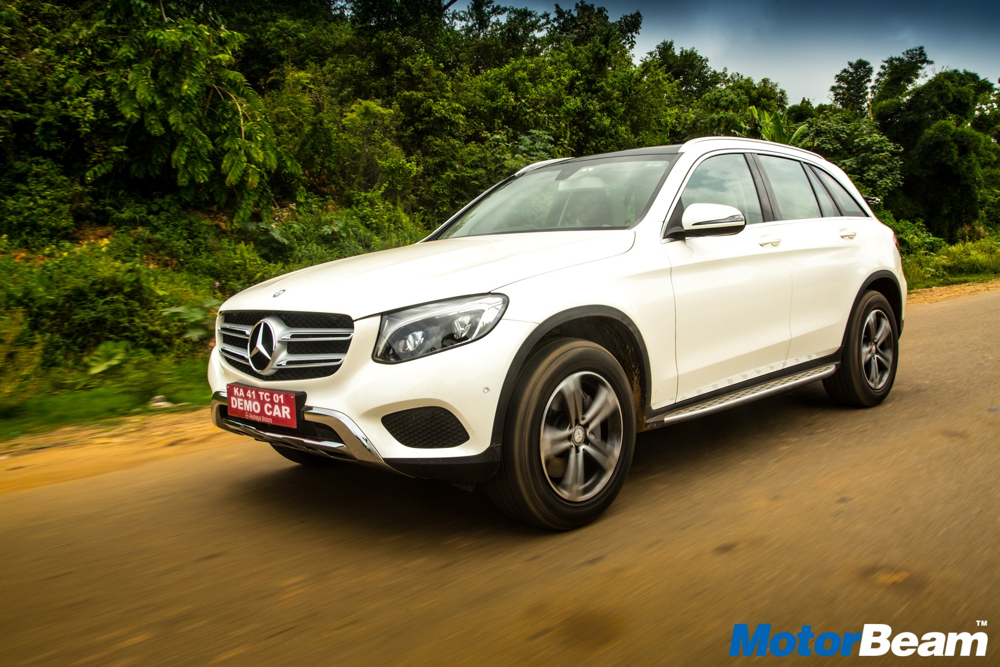 2016 Mercedes-Benz GLC Test Drive Review