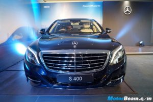 2016 Mercedes S400 Launch