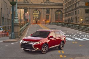 2016 Mitsubishi Outlander Facelift Specifications