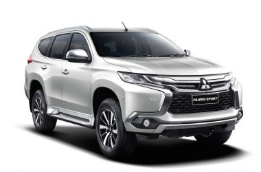 New Mitsubishi Pajero Sport Coming To India By Mid 2017