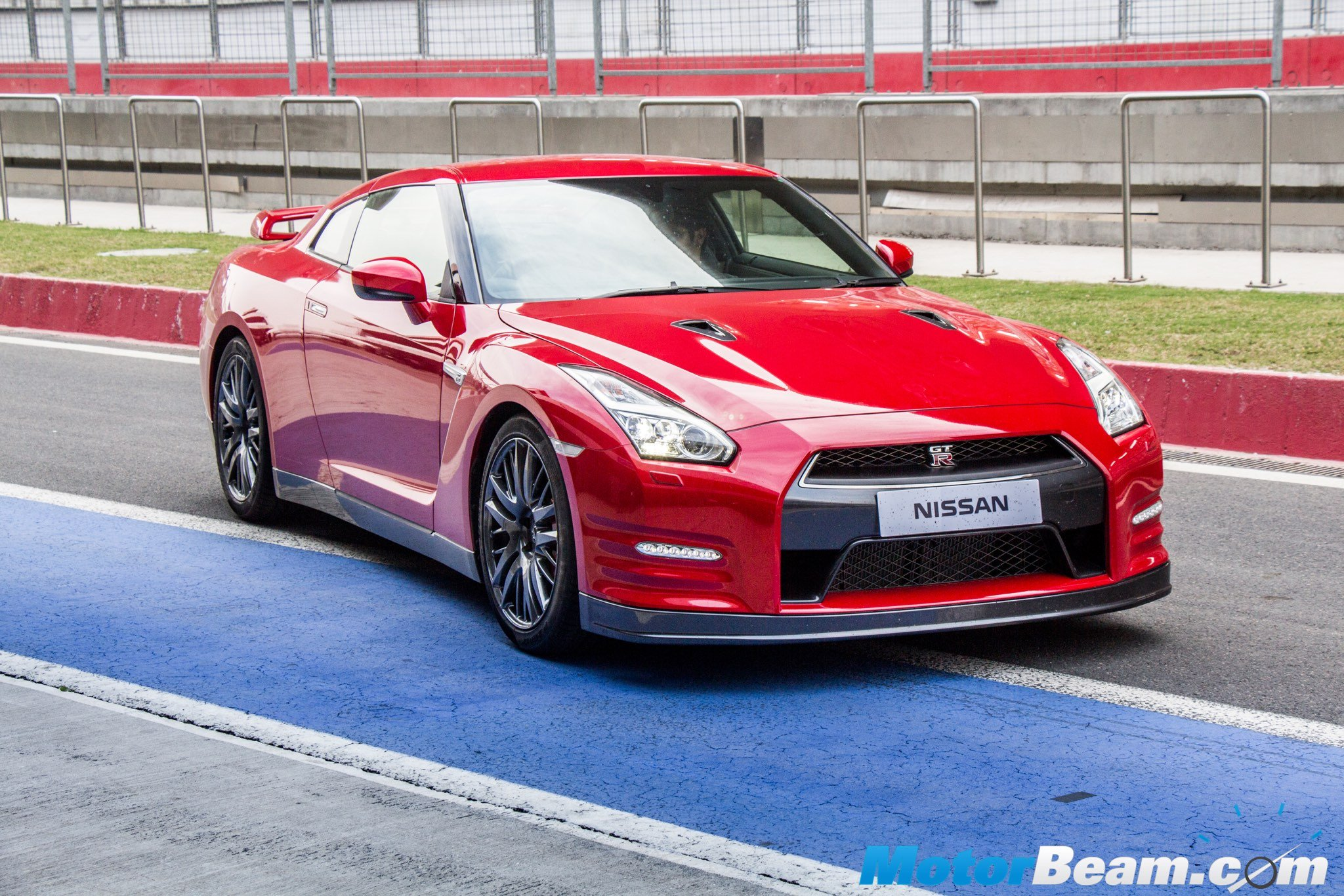 2016 Nissan GT-R Track Review