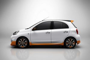 2016 Nissan March Rio Olympics Limited Edition