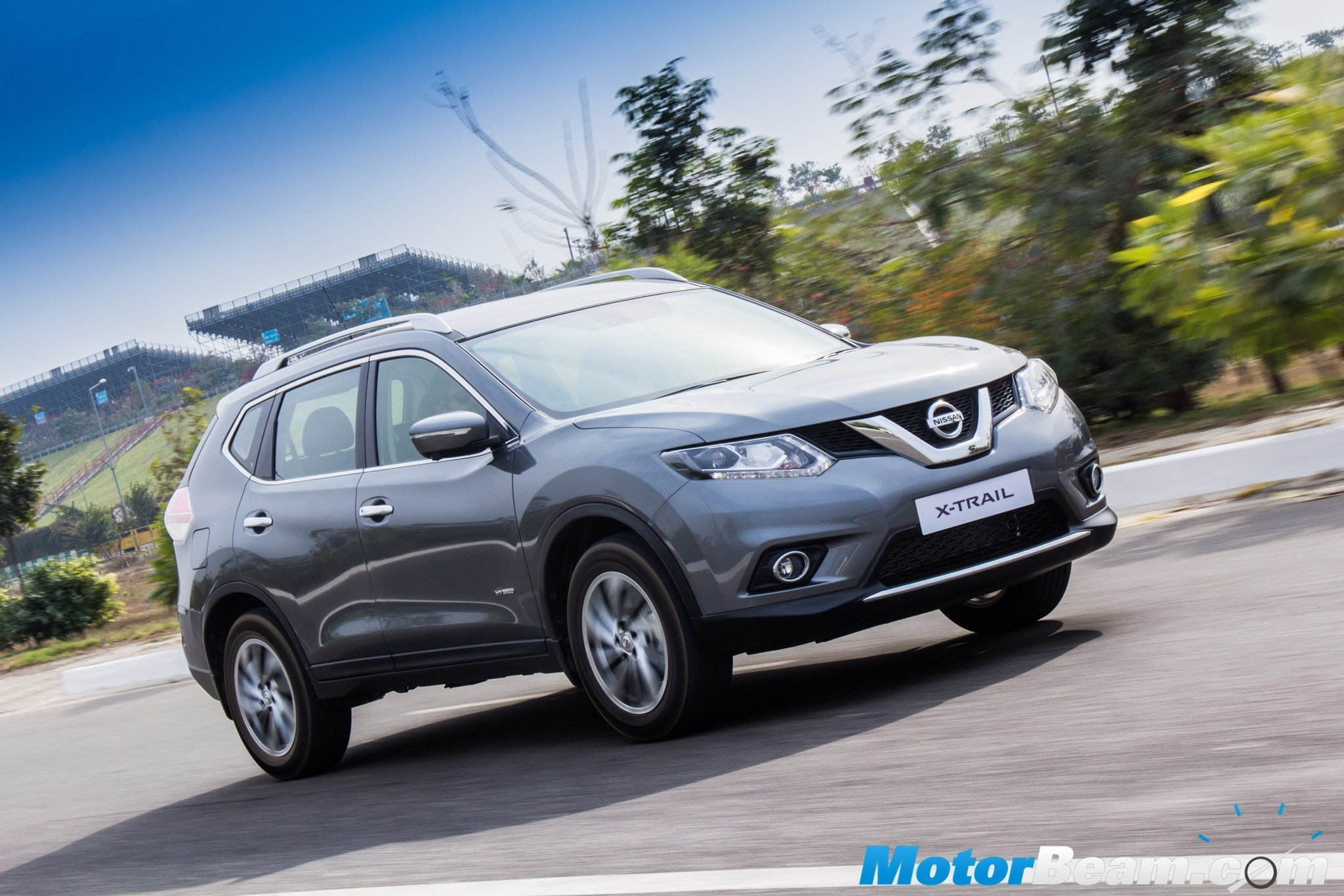 2016 Nissan X-Trail Hybrid Performance