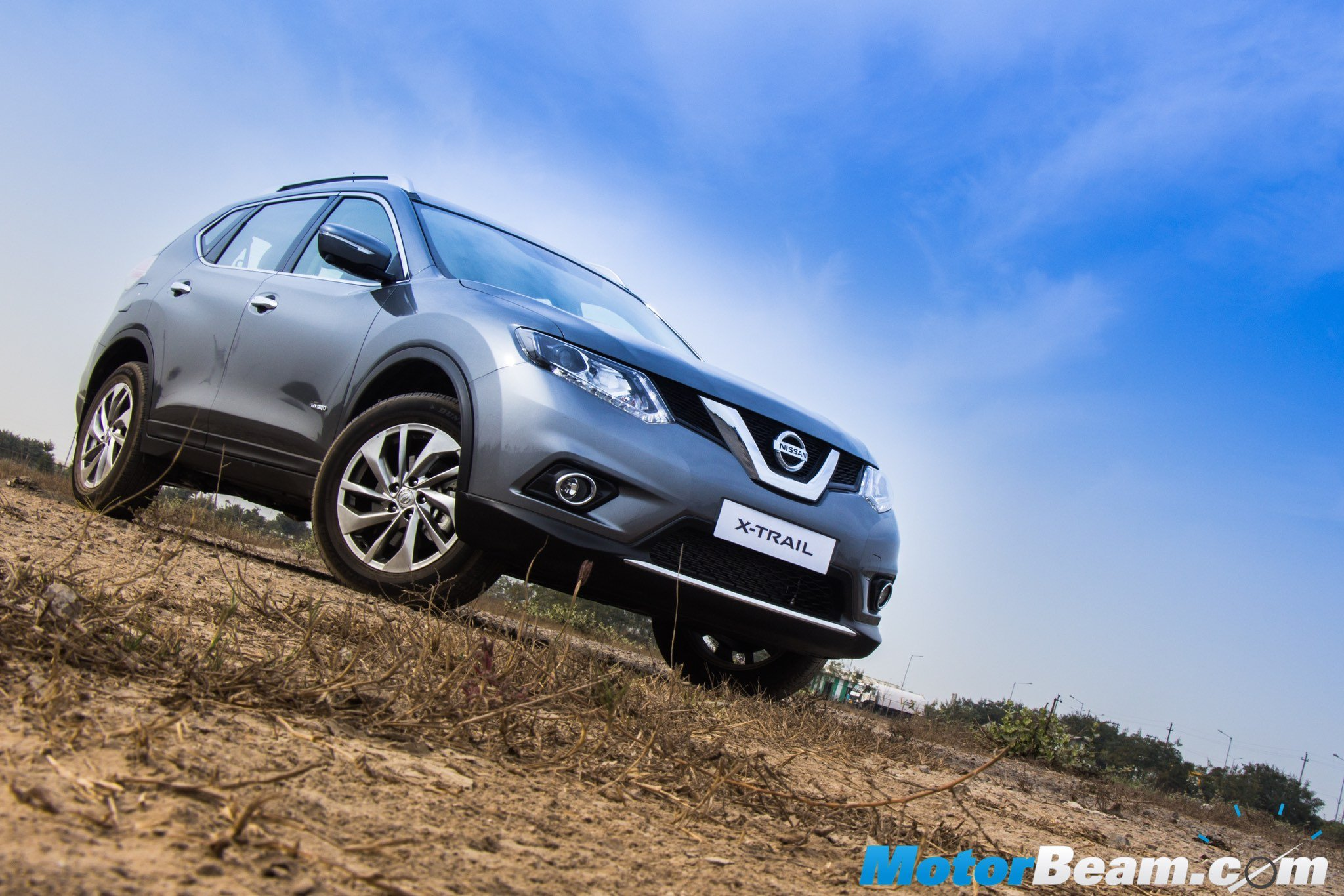 2016 Nissan X-Trail Hybrid Review