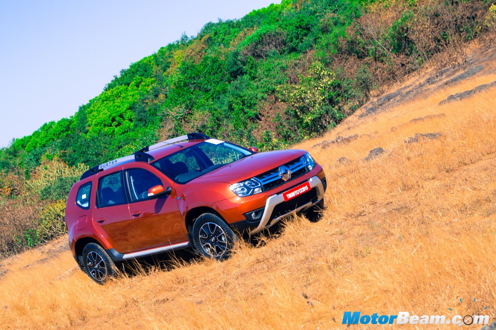 2016 Renault Duster Review