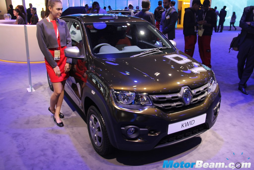 Renault Kwid To Exceed Safety Norms In India In 2017 Motorbeam
