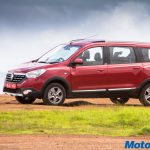 2016 Renault Lodgy World Edition Travelogue