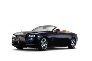 2016 Rolls-Royce Dawn Drophead