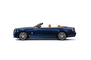 2016 Rolls-Royce Dawn Side