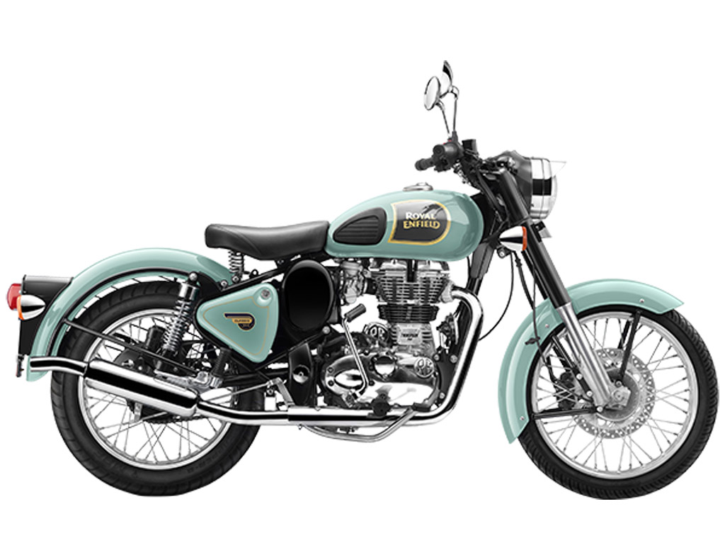 2016 Royal Enfield Classic 350 Mint
