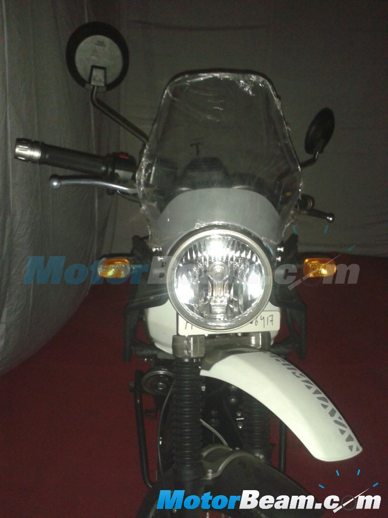 2016 Royal Enfield Himalayan Launch