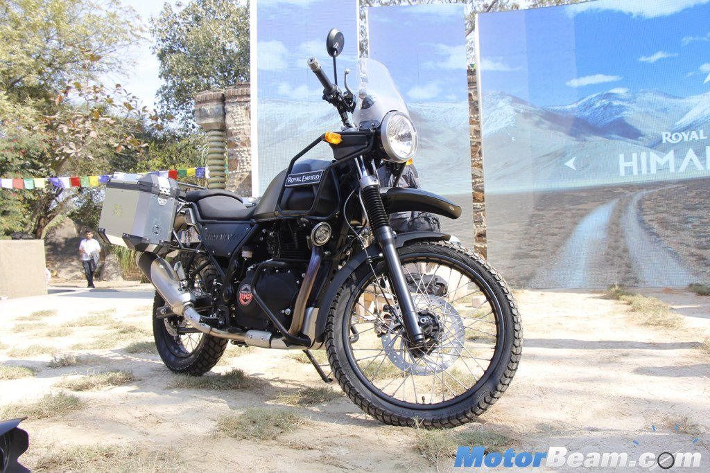 2016 Royal Enfield Himalayan Price