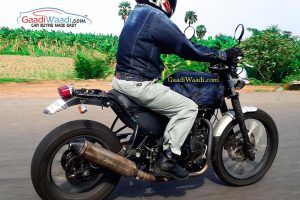 2016 Royal Enfield Himalayan Spied