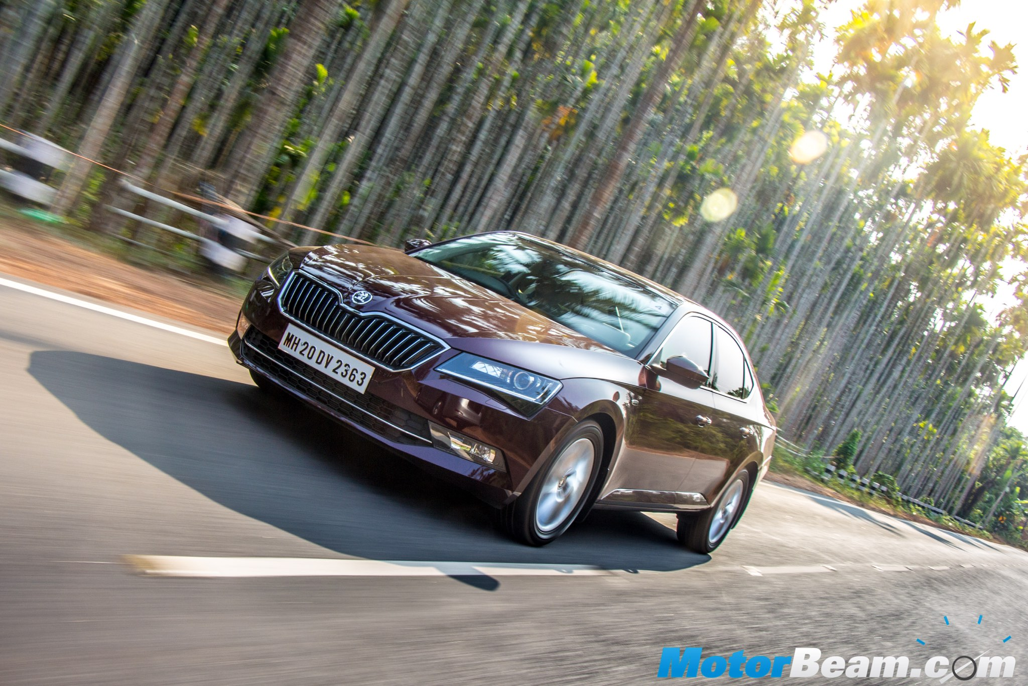 2016 Skoda Superb Test Drive