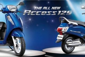 2016 Suzuki Access 125 Facelift