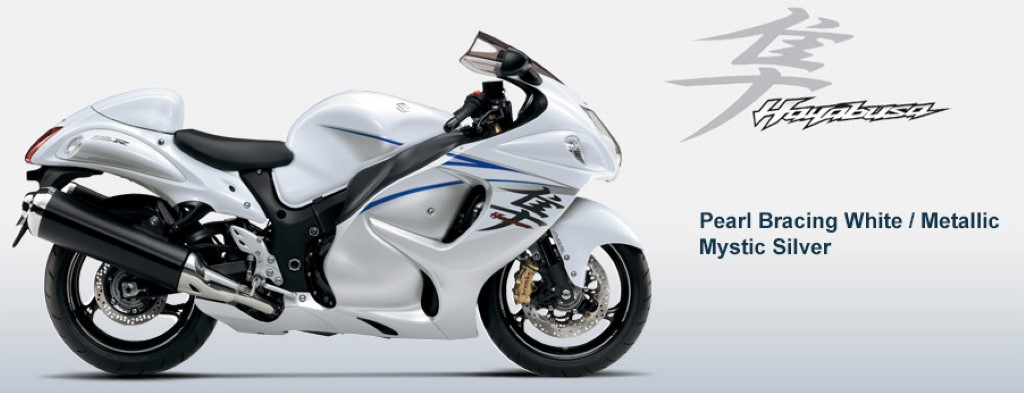 2016 Suzuki Hayabusa Gets 3 New Colours, No Mechanical Changes