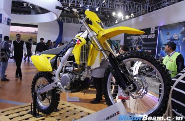 Suzuki Showcased A Range Of Products At 2016 Auto Expo