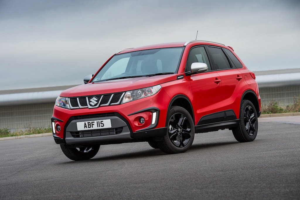 new car launches europe2016 Suzuki Vitara S Launched In Europe With New BoosterJet Petrol