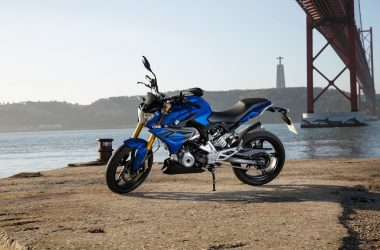 TVS Commences BMW G310R Exports From India