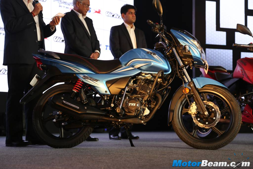 2016 Tvs Victor Launched In India Priced From Rs 49 490 Live