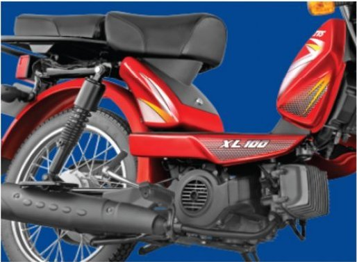 Tvs Xl 100 Launched In Tamil Nadu Priced At Rs 29539