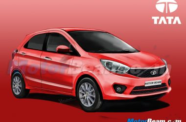 2016 Tata Kite Hatchback Rendered, Looks Good