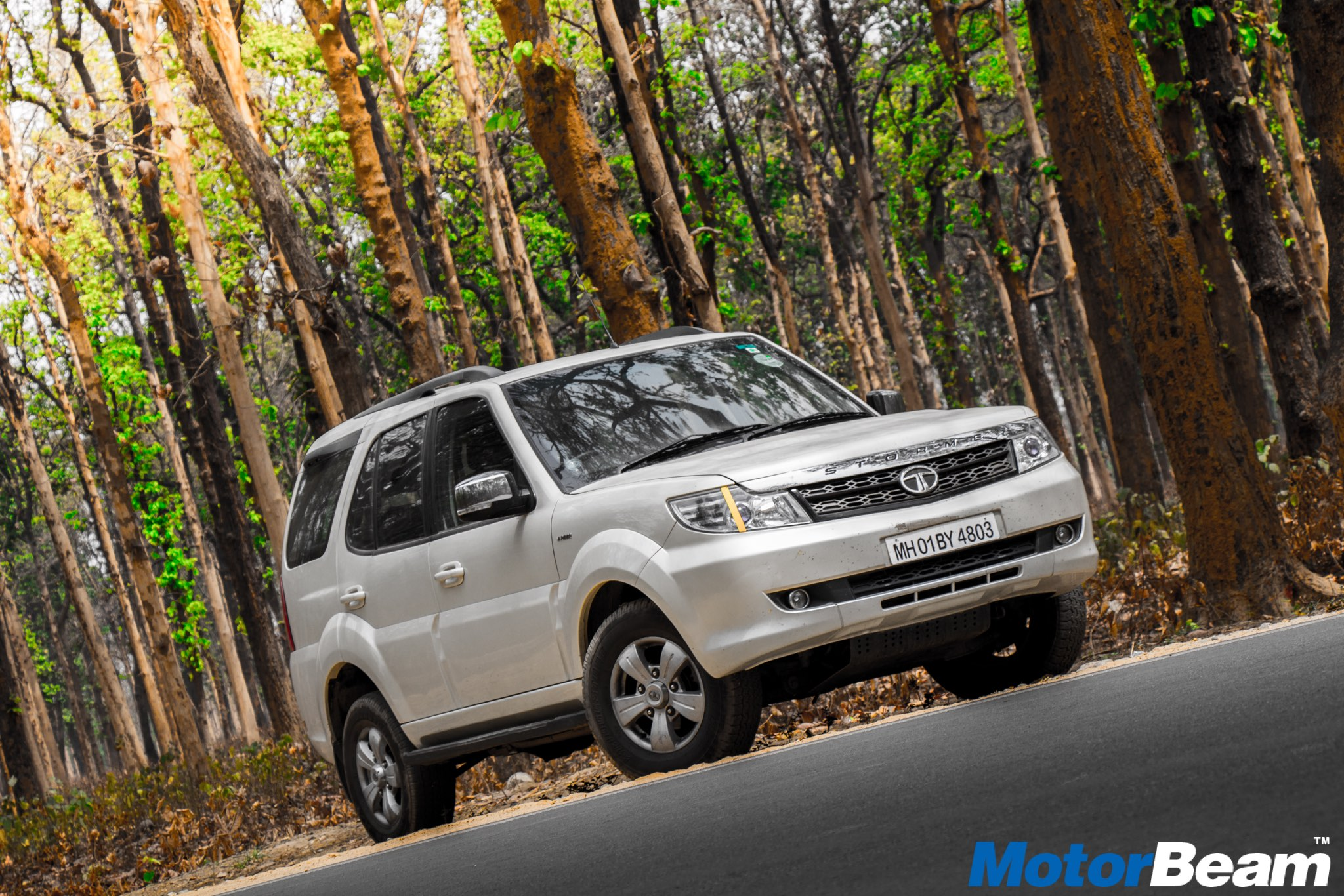2016 Tata Safari Storme Long Term