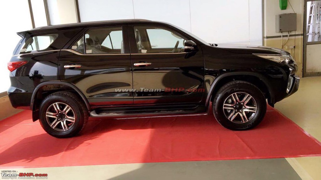 2016 Toyota Fortuner Launch