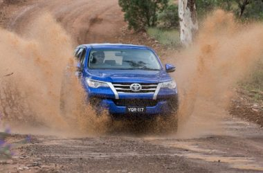 2016 Toyota Fortuner Launched