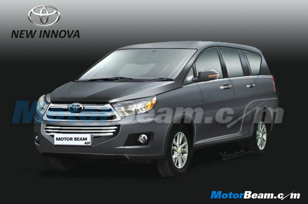 Second Generation Toyota Innova To Be Priced Up To Rs 22 Lakhs