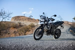 2016 Triumph Tiger 800 XCA India Launch