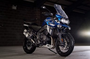 Triumph Tiger Explorer XCx Launched, Priced At Rs. 18.75 Lakhs
