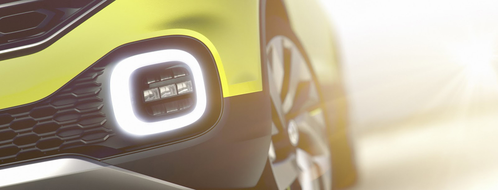 2016 VW Subcompact Crossover LED Inserts