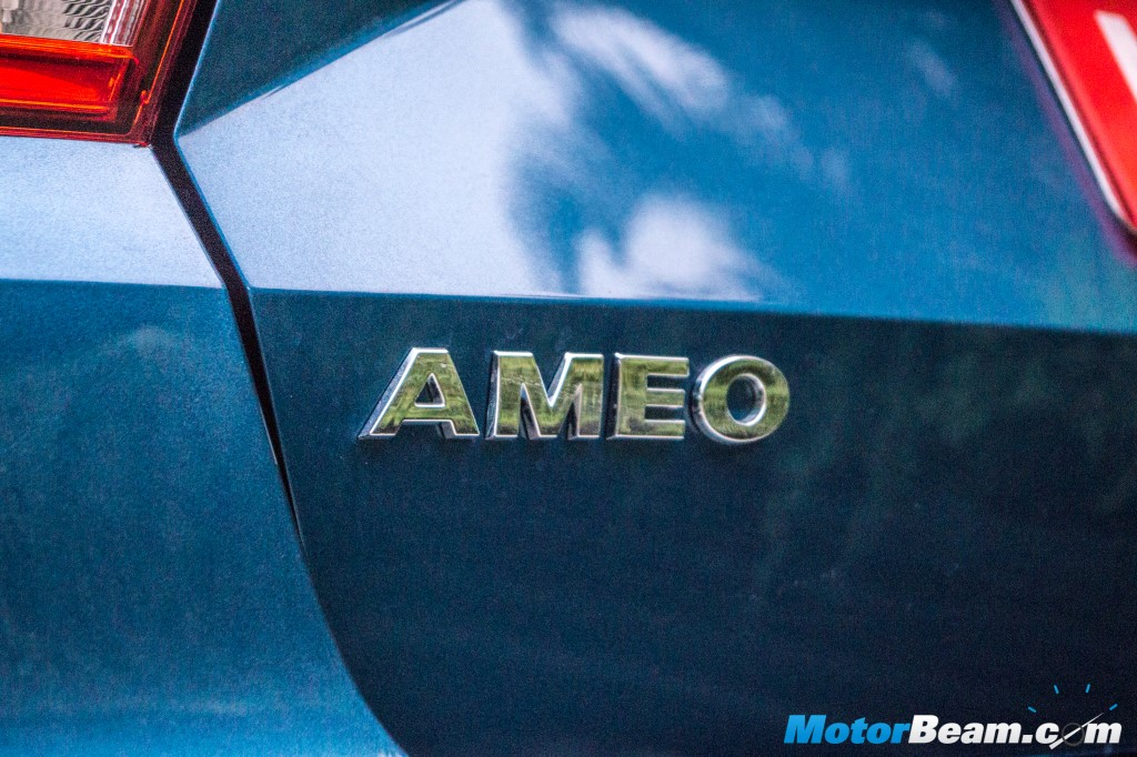2016 Volkswagen Ameo First Look Preview