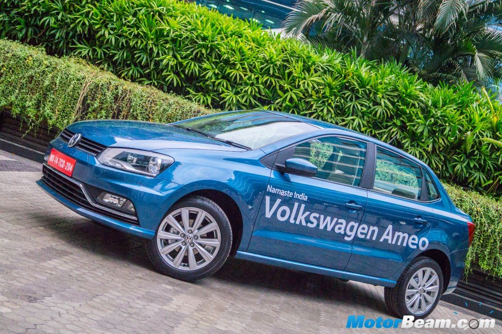2016 Volkswagen Ameo First Look