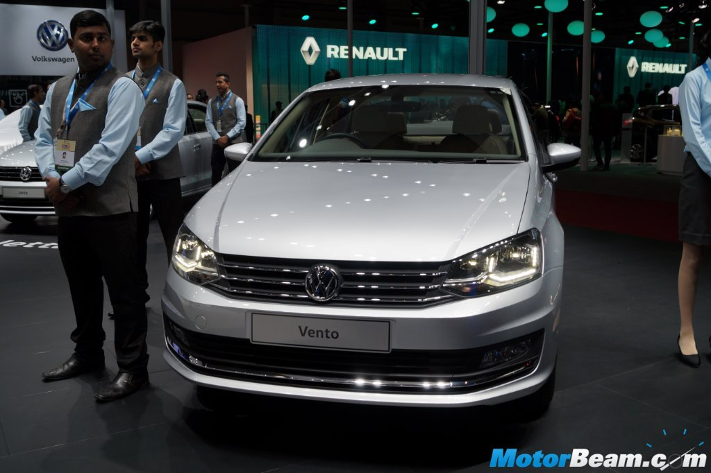 2016 Volkswagen Vento Showcase