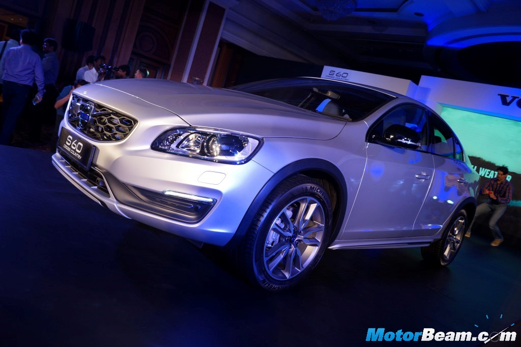 2016 Volvo S60 Cross Country Launch