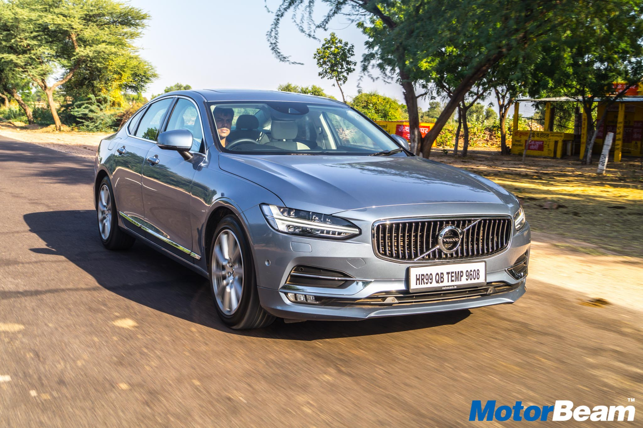 Volvo S90 Launched In India Priced At Rs 53 5 Lakhs Motorbeam