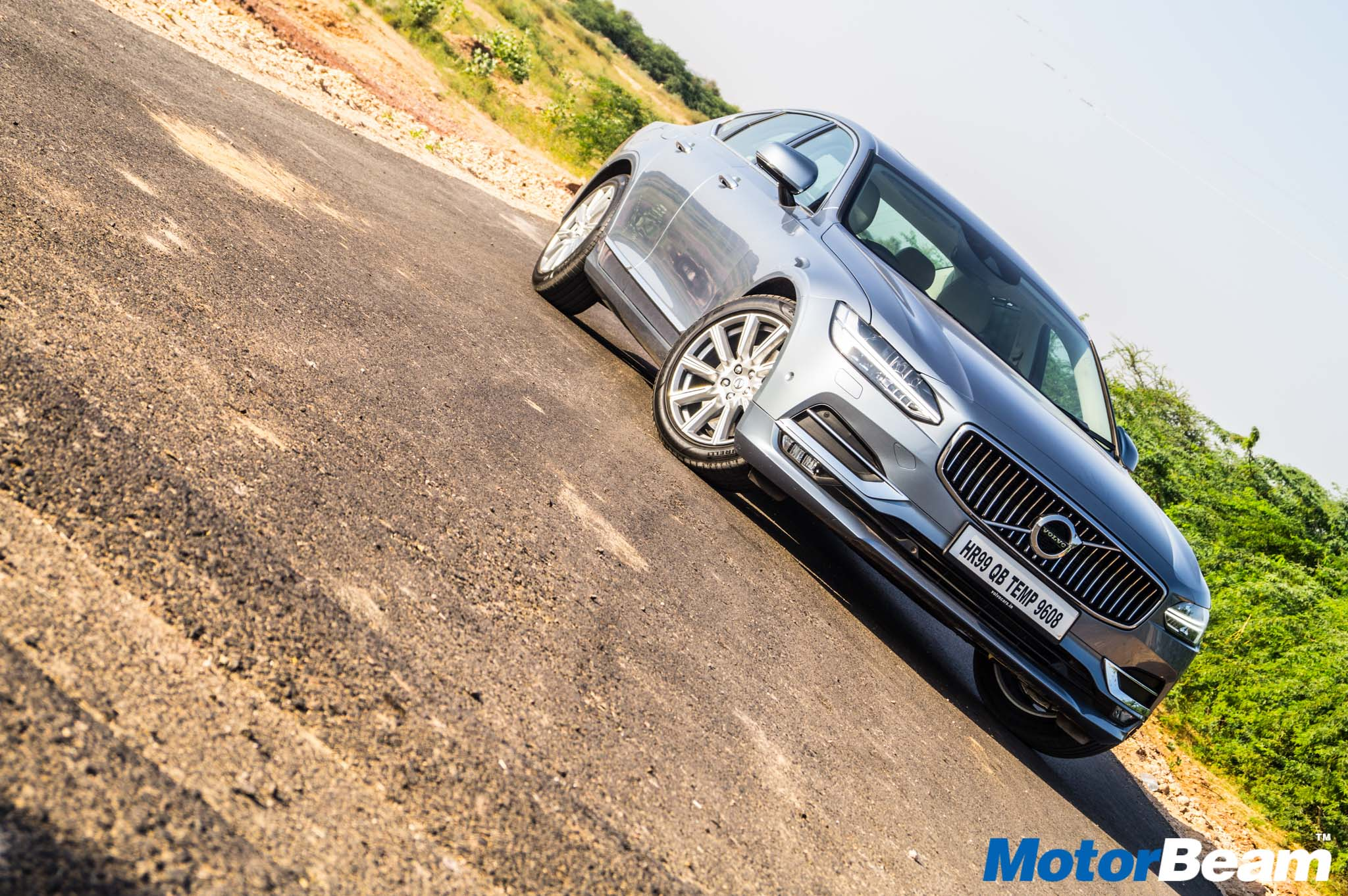 2016 Volvo S90 Review