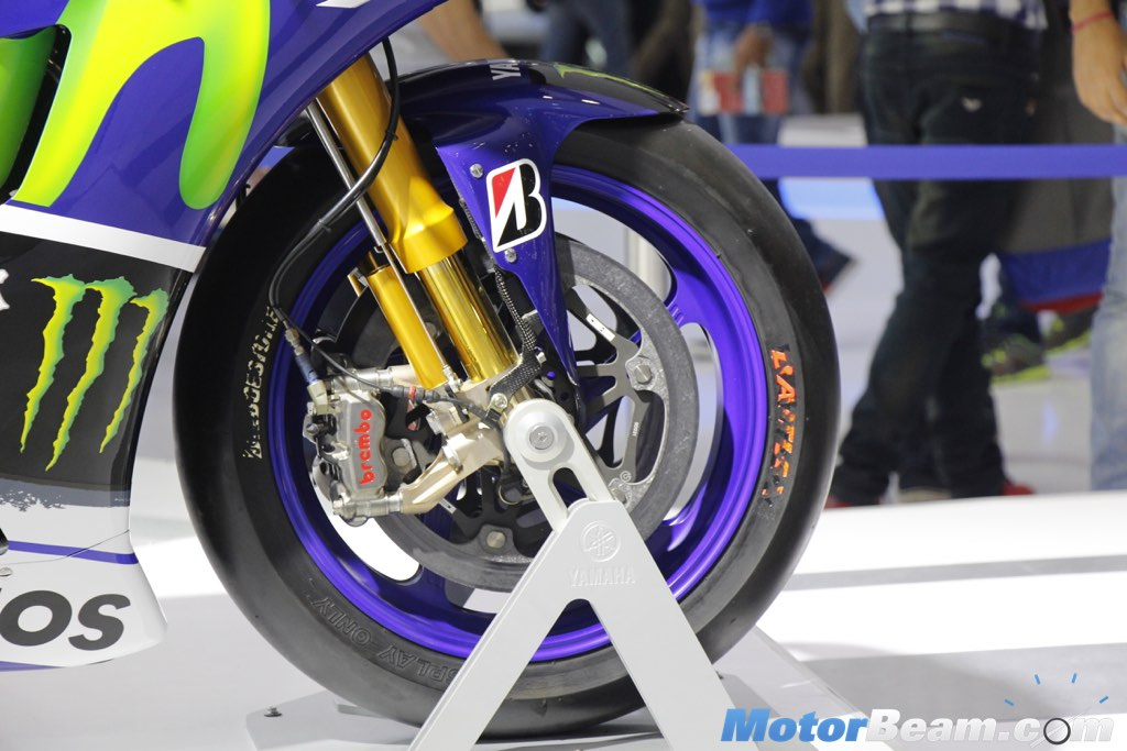 Image result for front absorber breaker m1 valentino rossi