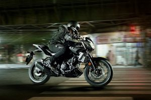 2016 Yamaha MT-03 Wallpaper