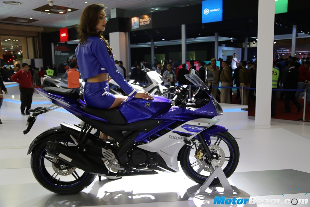 Yamaha R15 V2 New Colours Launched With Price Hike
