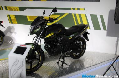 Yamaha SZ-RR V2 Gets New Colour & A Price Hike Of Rs. 600/-